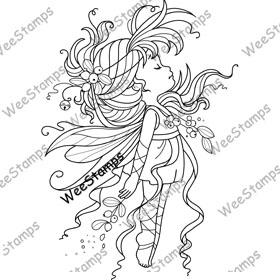 Mistletoe Fairy
